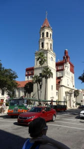 Oldest Church in USA.  You know that St. Augustine is the oldest city, right?