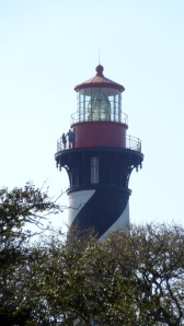 Lighthouse just up the road